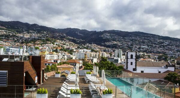 Holidays at Castanheiro Boutique Hotel in Funchal, Madeira