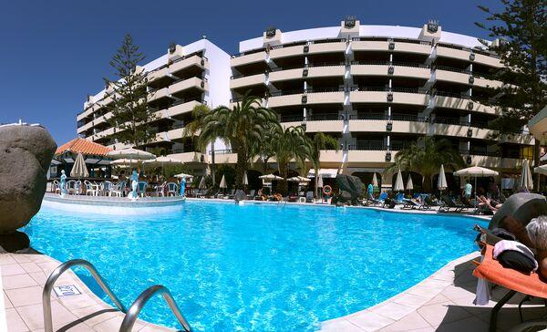 Holidays at Rey Carlos Suites Hotel in Playa del Ingles, Gran Canaria