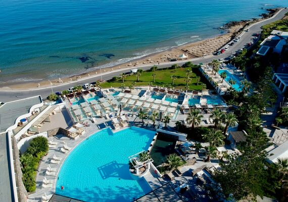 Holidays at The Island Hotel - Adults Only in Gouves, Crete