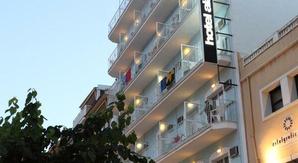 Holidays at Alameda Hotel in Benidorm, Costa Blanca
