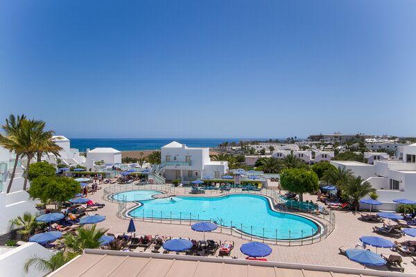 Holidays at Lanzarote Village Apartments in Playa de los Pocillos, Lanzarote