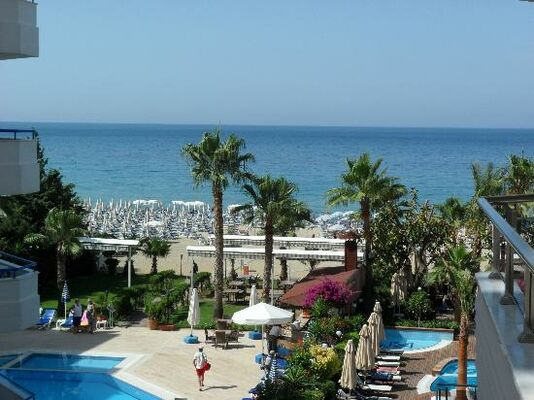 Holidays at Savk Hotel in Alanya, Antalya Region