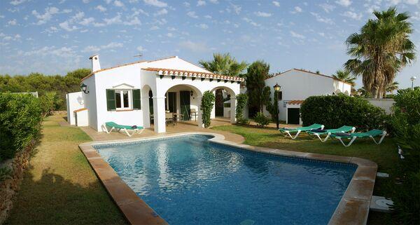 Holidays at Cala'n Bosch Villas in Cala'n Bosch, Menorca