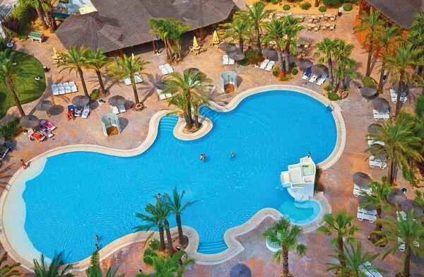 Holidays at RH Ifach Hotel in Calpe, Costa Blanca