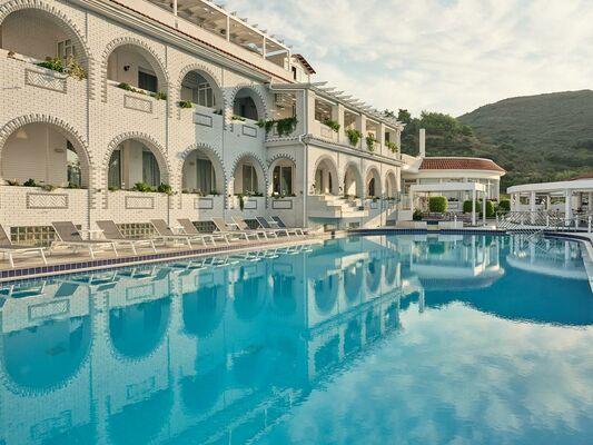 Holidays at Meandros Boutique & Spa Hotel in Kalamaki, Zante
