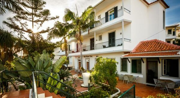 Holidays at Flame Tree Madeira Guest House in Funchal, Madeira