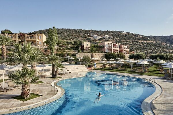 Holidays at Candia Park Village Hotel in Aghios Nikolaos, Crete