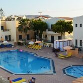 Holidays at Blue Aegean Aparthotel in Gouves, Crete