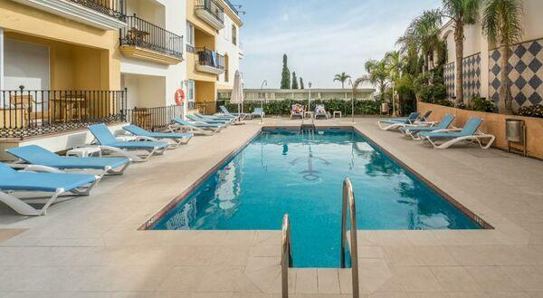 Holidays at Toboso Apar-Turis Apartments in Nerja, Costa del Sol