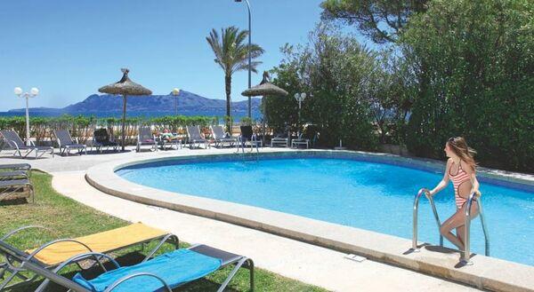 Holidays at Bellamar Apartments in Puerto de Pollensa, Majorca