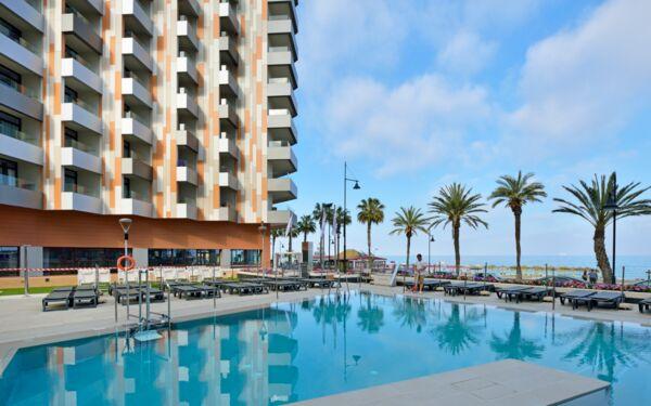Holidays at Melia Costa Del Sol Hotel in Torremolinos, Costa del Sol