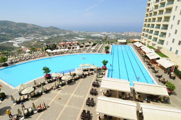 Holidays at Goldcity Hotel in Alanya, Antalya Region