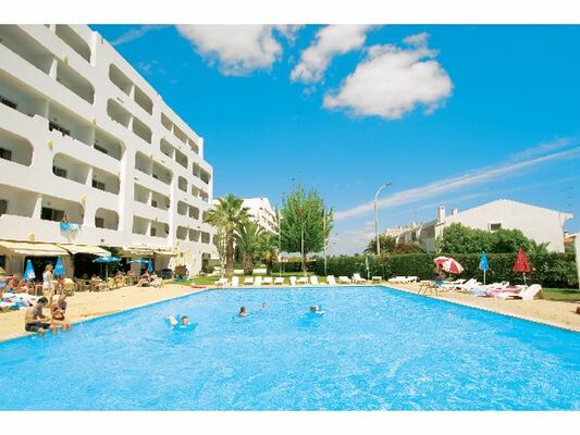 Holidays at Silchoro Apartments in Albufeira, Algarve