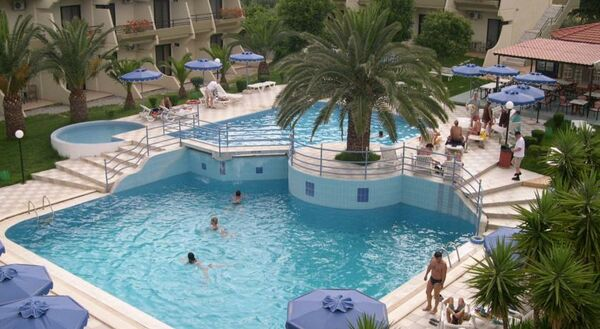 Holidays at Virginia Hotel in Kalithea, Rhodes