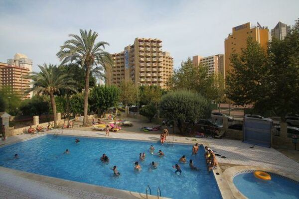 Holidays at Moby Dick Apartments in Benidorm, Costa Blanca
