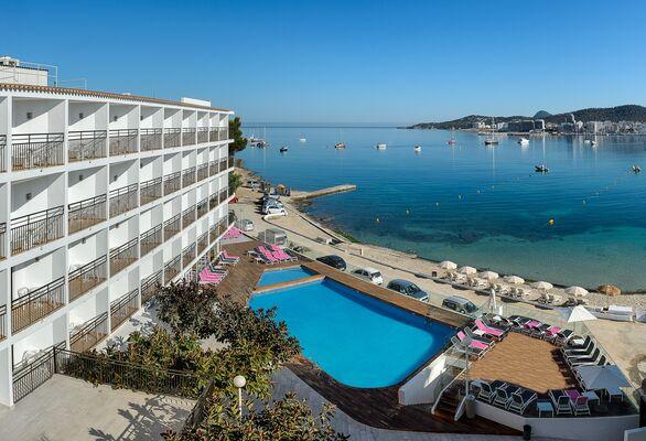 Holidays at Club San Remo Complex in San Antonio Bay, Ibiza