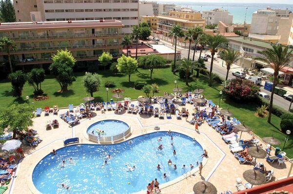 Holidays at Helios Mallorca Hotel & Apartments in Ca'n Pastilla, Majorca