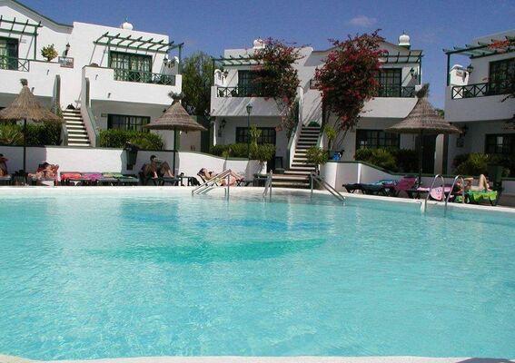 Holidays at Playa Pocillos Apartments in Matagorda, Lanzarote