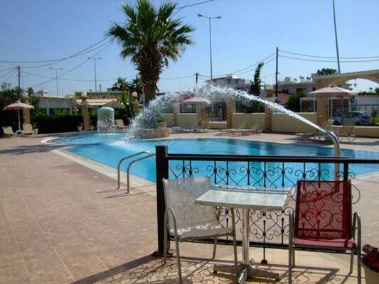 Holidays at Antonios Hotel in Faliraki, Rhodes