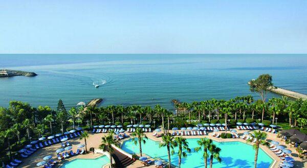 Holidays at GrandResort Hotel in Limassol, Cyprus