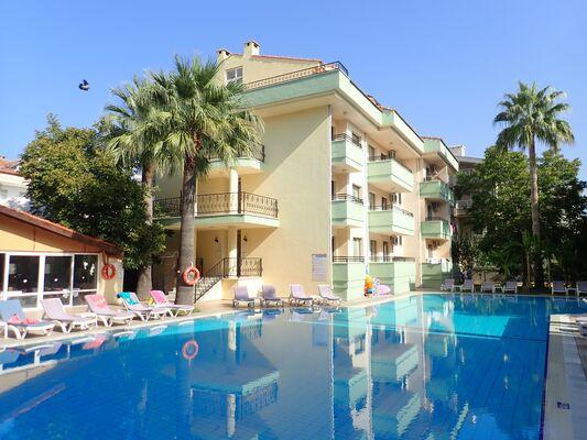Holidays at Club Palm Garden Keskin Hotel in Marmaris, Dalaman Region