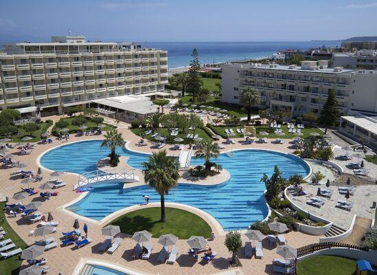 Holidays at Electra Palace Hotel in Ialissos, Rhodes