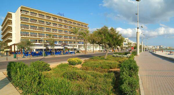 Holidays at Aya Hotel in Playa de Palma, Majorca
