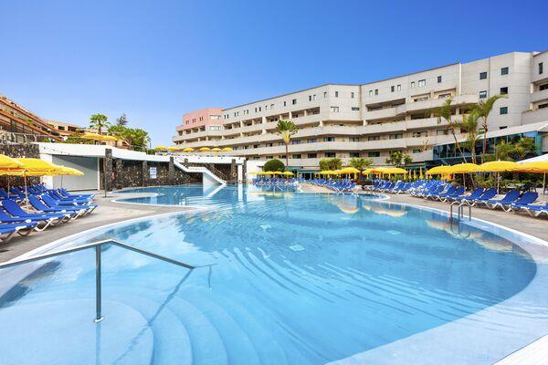 Holidays at Gran Hotel Turquesa Playa in Puerto de la Cruz, Tenerife