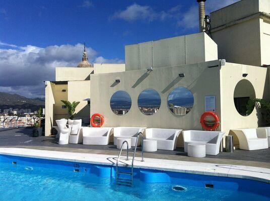Holidays at AC Malaga Palacio Hotel in Malaga, Costa del Sol