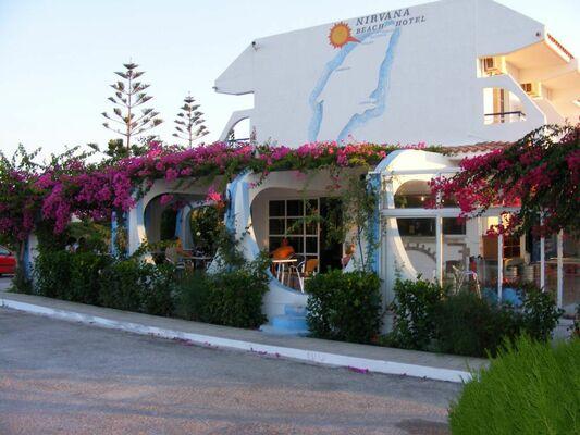 Holidays at Nirvana Beach Hotel in Tholos, Rhodes