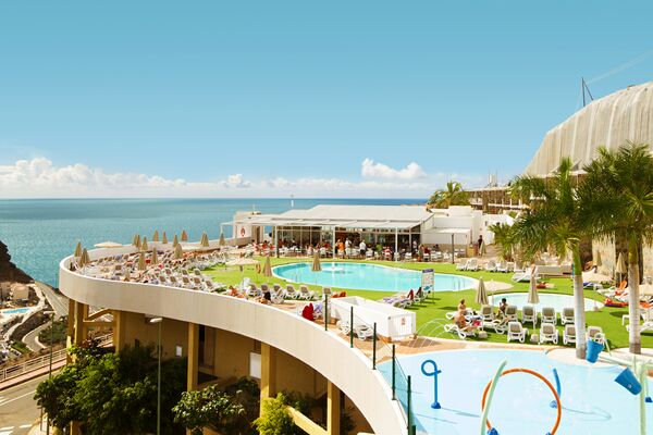 Holidays at Altamadores Apartments in Amadores, Gran Canaria
