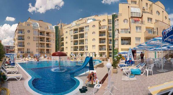 Holidays at Viva Apartments Hotel in Sunny Beach, Bulgaria