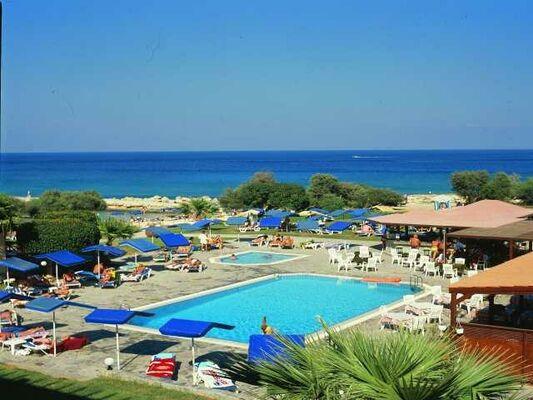 Holidays at Mimosa Beach Hotel in Protaras, Cyprus