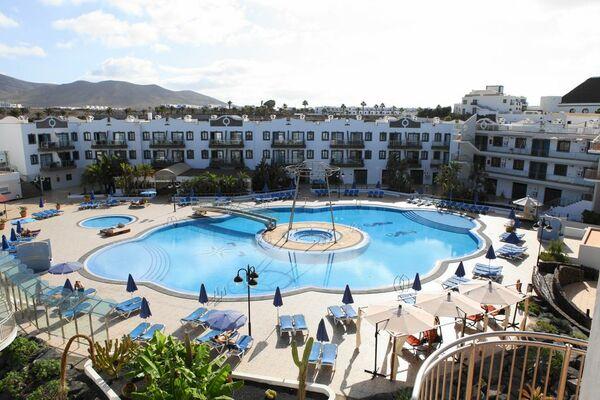 Holidays at Rubimar Suite Aparthotel in Playa Blanca, Lanzarote