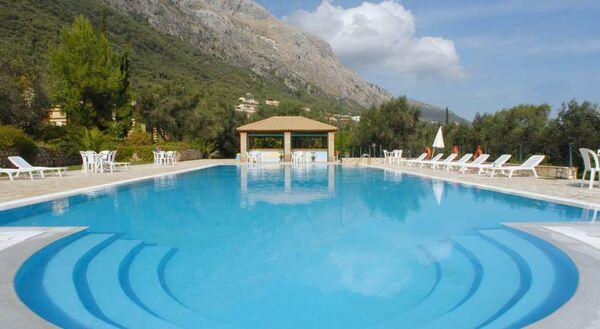Holidays at Barbati Beach Apartments in Barbati, Corfu