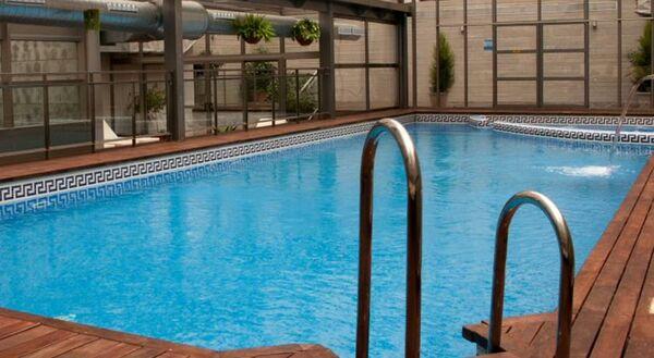 Holidays at Ilunion Malaga Hotel in Malaga, Costa del Sol