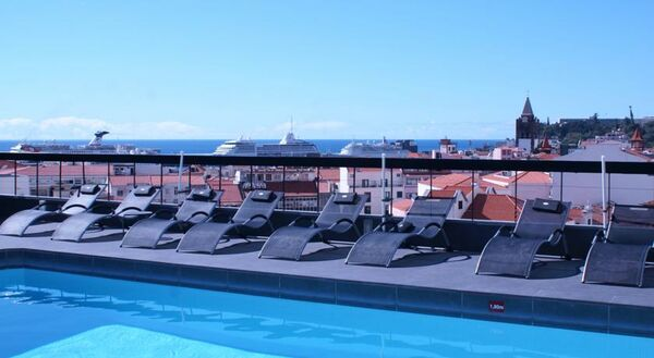 Holidays at Do Carmo Hotel in Funchal, Madeira