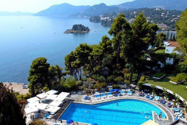 Holidays at Corfu Holiday Palace in Kanoni, Corfu