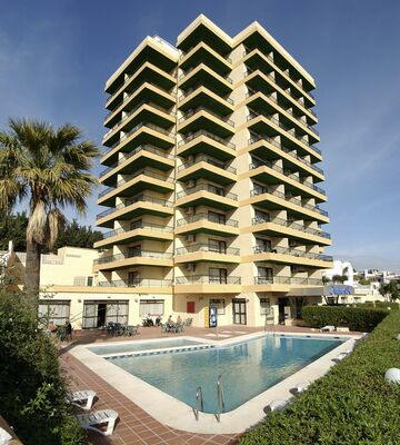 Holidays at Marina Sur Hotel in Torremolinos, Costa del Sol