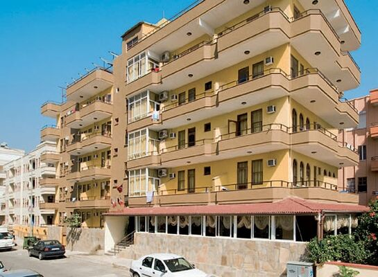 Holidays at Kleopatra Alis Hotel in Alanya, Antalya Region