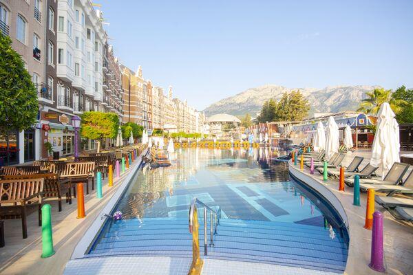 Holidays at Orange County Kemer Resort in Kemer, Antalya Region
