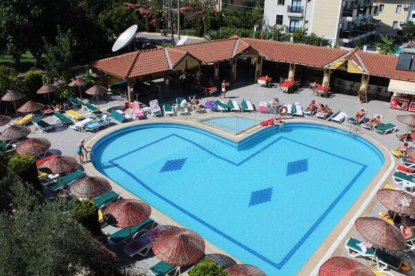 Holidays at Club Sun Village Apartments in Icmeler, Dalaman Region