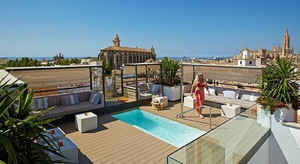 Holidays at Palma Suites Aparthotel in Palma de Majorca, Majorca