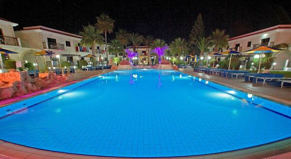 Holidays at Loutsiana Apartments in Ayia Napa, Cyprus
