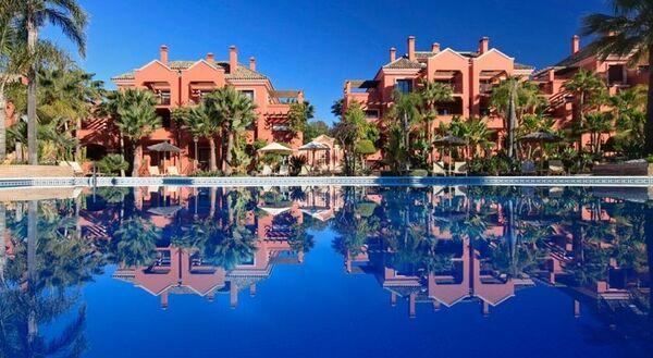 Holidays at Vasari Resort Hotel in Puerto Banus, Costa del Sol