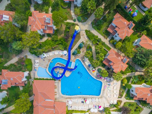 Holidays at Club Orka Hotel And Villas in Ovacik, Dalaman Region