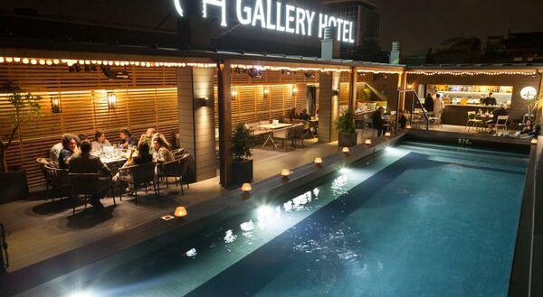 Holidays at Gallery Hotel in Paseo de Gracia, Barcelona