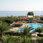 Holidays at Anissa Beach Hotel in Anissaras, Hersonissos