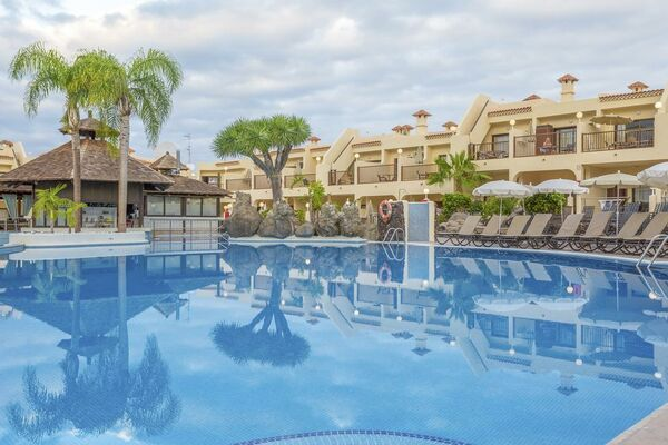 Holidays at Royal Sunset Beach Club Hotel in Fanabe, Costa Adeje