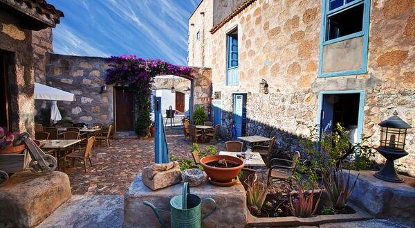 Holidays at Rural 4 Esquinas Hotel in San Miguel, San Miguel de Abona